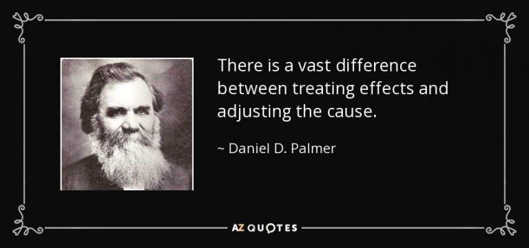 Daniel David (B.B.) Palmer